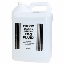 Rosco Stage and Studio Fog Fluid 4L 4 Liter