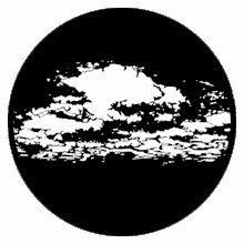 Rosco Cloud 16 Steel Gobo 79501