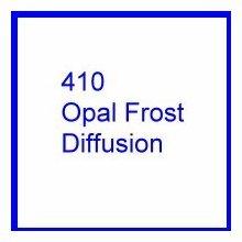 "Rosco E Colour 410 Opal Diffusion Gel Filter Roll 48""x25ft"