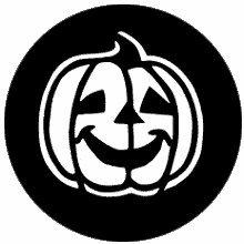 Rosco Happy Pumpkin 78105 Standard Steel Gobo
