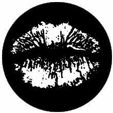 Rosco Lips 77219 Standard Steel Gobo