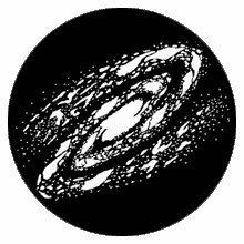 Rosco Milkyway Galaxy 79003 Standard Steel Gobo