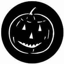 Rosco Pumpkin 77948 Standard Steel Gobo
