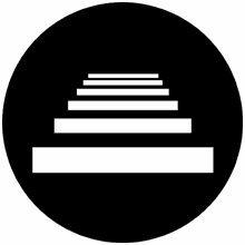 Rosco Stairs 78055 Standard Steel Gobo