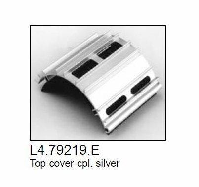 Arri 300 Plus Fresnel Top Cover, Silver, Part L4.79219.E