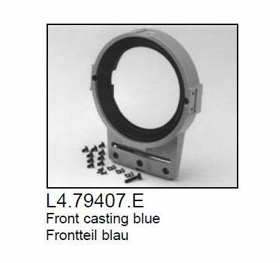 Arri 650 Plus Fresnel Front Casting, Blue,  Part, L4.79407.e