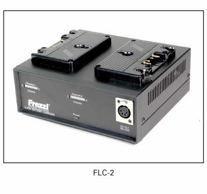 Frezzi Dual Lithium Charger and Power Supply for Anton Bauer