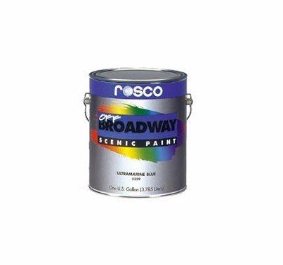 Rosco Off Broadway Navy Blue Paint Gallon 05375