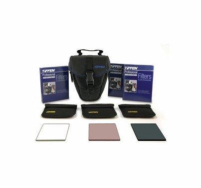 """Tiffen 4""""x5.65"""" Video Essentials Filter Kit, 45650DVVEK"""