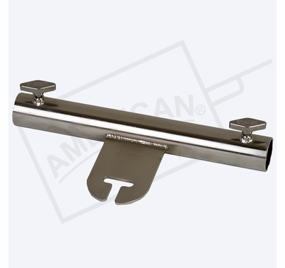 """American Grip 20'x Pipe Slider w/ Ear (For 1-1/4"""" Pipe)"""