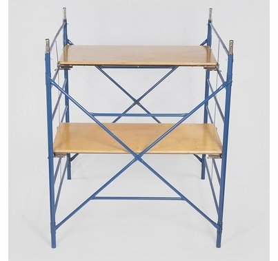 American Grip 6' Steel Frame (2) (Wood Tops Not Included)