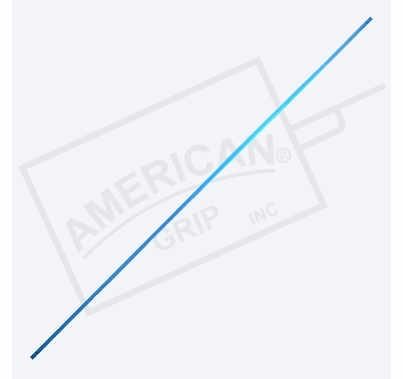 """American Grip 8'x Frame Replacement Tube (8' x 3/4"""" Sq)"""