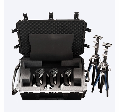American Grip Dana Dolly Stand Kit with Wheels
