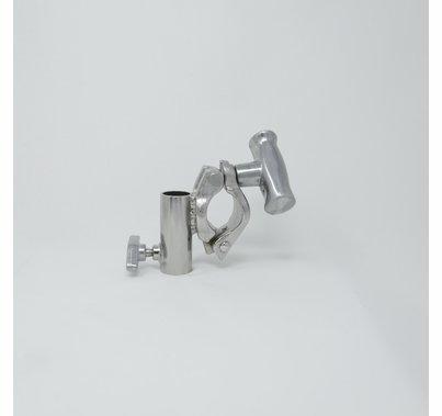 """American Grip Scaffold Clamp w/1-1/8"""" Side Mount Socket"""