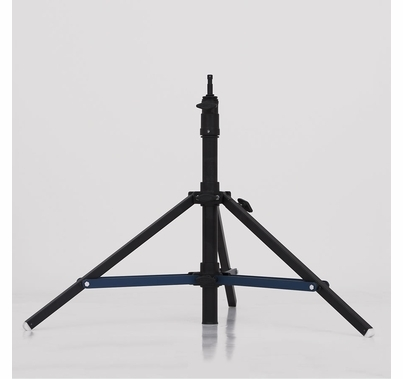 "American Grip Steadicam (Type) Stand 1-Rise, 1"" x 24"" Leg, Black, 14"" Straps"