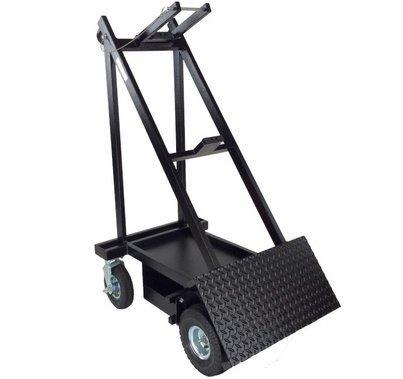 BackStage Avenger Long John Silver Stand Cart