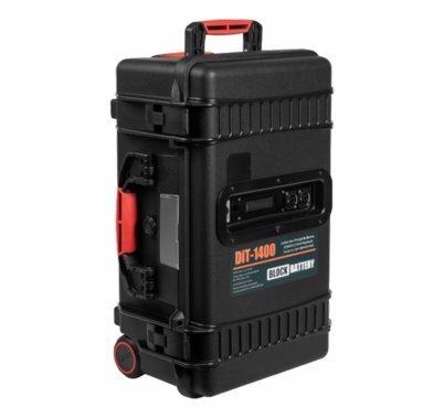 Block Battery DIT-1400 Li Ion Battery 1400wh 25.6v & Charger