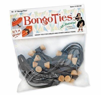 Bongo Ties Package of 10 Cable Ties