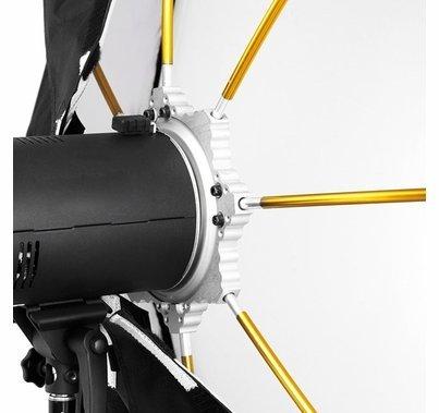 Chimera OctaPlus 5ft. Lightbank for Strobe 6050