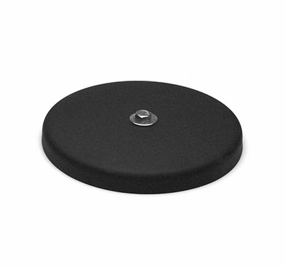 "City Theatrical 10"" Boom Base 6lb"