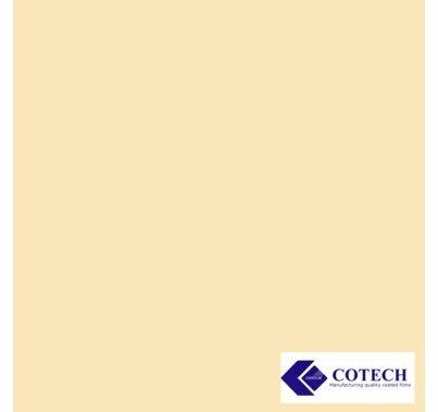 """Cotech 162 Bastard Amber Lighting Gel Filter Sheet 20""""x24"""""""