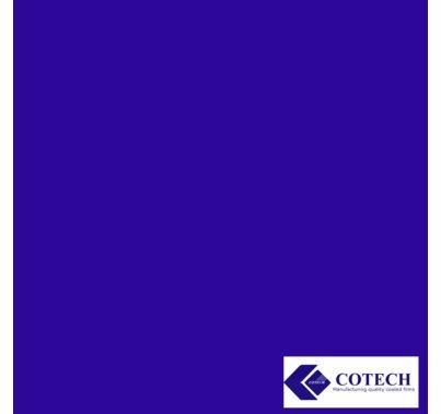 """Cotech 181 Congo Blue Gel Filter Sheet, 20""""x24"""""""