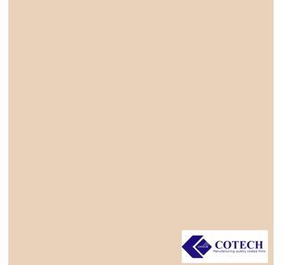 """Cotech 223 Eighth 1/8 CTO Gel Filter Sheet 20""""x24"""""""
