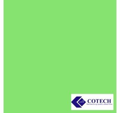 "Cotech 244 Full Tough Plus Green Lighting Gel Filter Sheet 20""x24"""