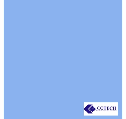 Cotech Quarter CTB 1/4 Blue Gel Sheet 203