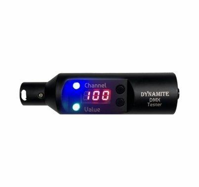 Quasar Dynamite DMX Tester