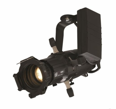 ETC Source 4 Mini LED Gallery Portable 19 Degree Lens | Black