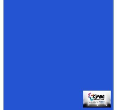 "GAM CineFilter 1523 Full CTB Blue Lighting Gel Filter Sheet 20""x24"""
