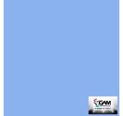 "Gam CineFilter 1532 1/4 CTB Blue Lighting Gel Filter Sheet 20""x24"""