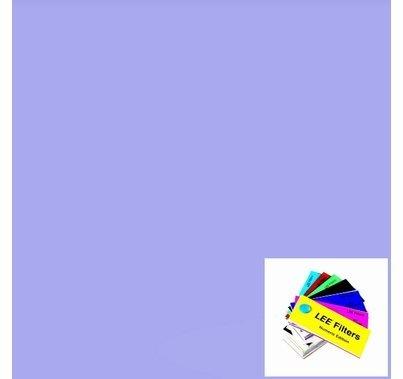 """Lee 142 Pale Violet Lighting Gel 21"""" x 24"""""""