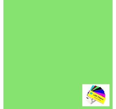 """Lee 244 Full Plus Green Lighting Gel Filter Roll 48""""x25ft"""