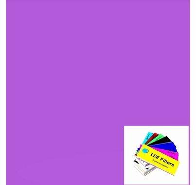 "Lee 701 Provence Lighting Gel Sheet 21""x24"""