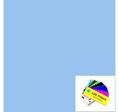 """Lee 719 Colour Wash Blue Lighting Gel 21"""" x 24"""""""