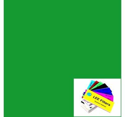 Lee 736 Twickenham Green Lighting Gel Roll 4ft x 25ft