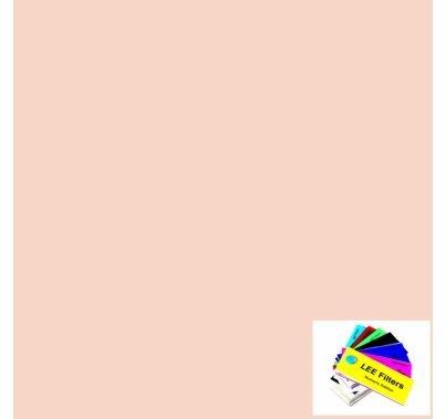 "Lee 774 Soft Amber Key 1 Lighting Gel Sheet 21""x24"""