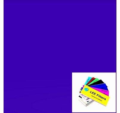"Lee 799 Special KH Lavender Lighting Gel 21"" x 24"""
