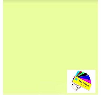 "Lee CL117 Cool LED Steel Blue Lighting Gel Sheet 21""x24"""