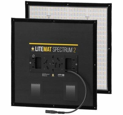 LiteGear LiteMat Spectrum 2 Full Color LED Standard Light Kit