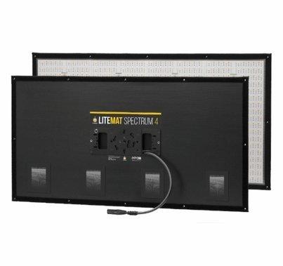 LiteGear LiteMat Spectrum 4 Full Color LED Standard Light Kit