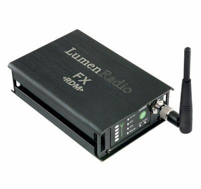 Lumen Radio CRMX Nova FX RDM Wireless DMX Transmitter / Receiver