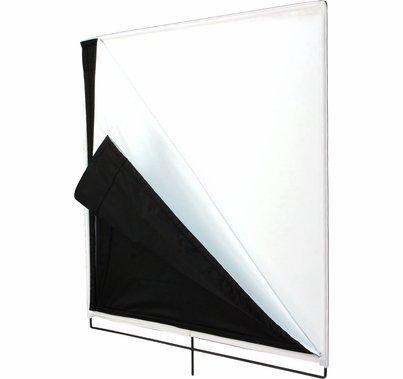 Matthews 40x40 Mathbounce Floppy White / Black Reversible