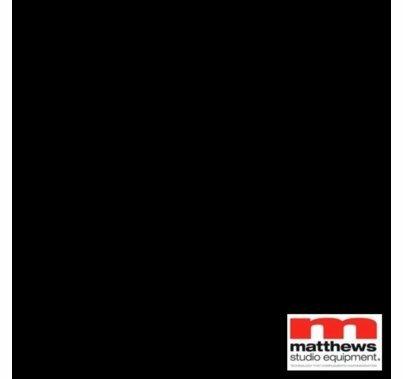 Matthews 8x8 Solid Black Scrim  319402