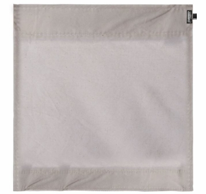 Modern 6ft Wag Flag UnBleached Muslin Diffusion Fabric | NO Frame