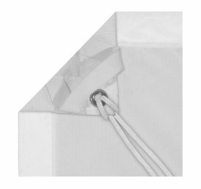 Modern Studio 10x20 Sail Full Grid Cloth With Bag