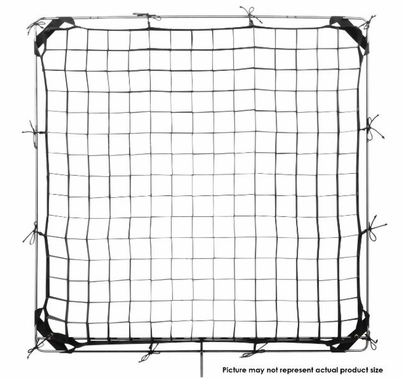 Modern Studio 12' x 12' 40° Fabric Egg Crate with Carrying Case