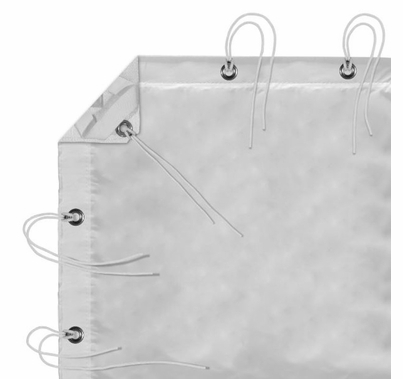 Modern Studio 12' x 20' Full Soft Frost with Bag